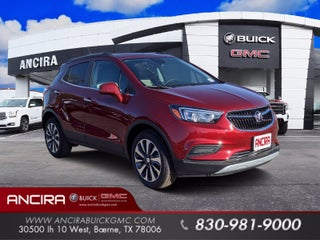 New Buick Encore Boerne Tx